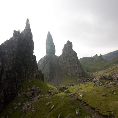 Old Man of Storr (The Storr)